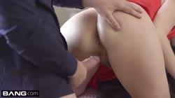 Glamkore - Curvy PAWG Angel Wicky gets sensual DP