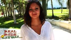 Hot Latina Teen Jade Jantzen Gets An Oily Rubdown