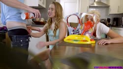 StepSiblingsCaught Lilly Ford - Cum Covered Step Sister