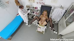 Maturegynospy  Mya Evans