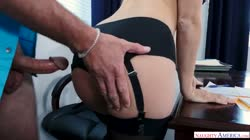 Abella Danger fucked by a stunning cock
